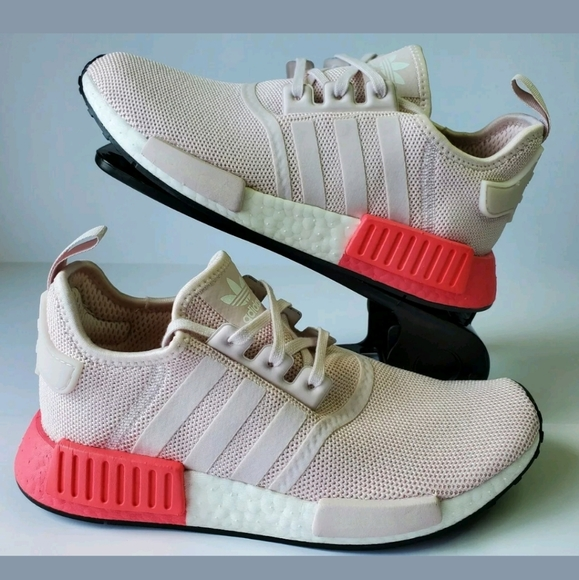 Adidas Shoes Big Girls Nmd R1 J Eg3219 Orchid Tint Real Poshmark